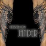 Entrevista com Jander