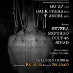 Hurt Fest: evento de suspensão em Belo Horizonte