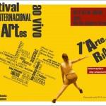 <!--:pt-->Festival Internacional de Arte ao Vivo no Rio de Janeiro<!--:-->