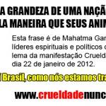 <!--:pt-->Manifestação nacional crueldade nunca mais<!--:-->