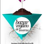 Bazar Vegano promete esquentar o inverno paulista