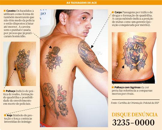 tatuagensaramandaia