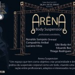 Arena Body Suspension acontece durante festival de Goiânia