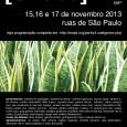 Atenção ao PERFOR4 que se inicia nesta sexta (15). Mais de 20 artistas e debatedores estarão participando do evento que vai ocupar as ruas de São Paulo. Serão três dias […]