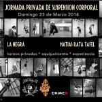 <!--:pt-->La Negra e Rata oferecem jornada privada de suspensão em Buenos Aires<!--:-->