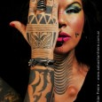 "Fotos: Acervo La Negra ""I really think that without a doubt one of the most truly stunning, unique, striking, exotic, and beautiful women in the body modification scene is Argentina's […]"