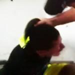 Jovem negro é torturado por policiais por conta de tatuagem de palhaço