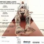 São Paulo terá mostra de vídeos e oficina sobre os diferentes usos do corpo