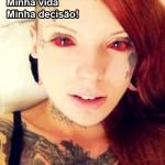 Porque repudiamos o projeto de lei que pretende banir e criminalizar o eyeball tattooing no Brasil