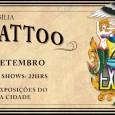 Nos dias 19, 20 e 21 de Setembro acontecerá em o Brasília Expo Tattoo no Pavilhão de Exposições do Parque da Cidade. O evento reunirá amantes da tatuagem e haverá […]
