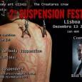 O 2º Suspension Fest Lisboa já tem data marcada e se realizará no dia 13 de Dezembro de 2014. Este ano o evento conta com o convidado de honra Rolf […]