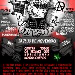 II Tattoo Circus Rio acontecerá no final de Novembro