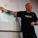 Cobertura exclusiva: workshop de Steve Haworth no Brasil