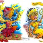 Corpo sagrado: tatuagens e simbologias das religiões de matriz africana