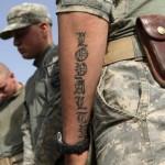 Alterações na política de tatuagem das forças armadas dos Estados Unidos