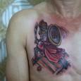 A tatuagem – dentre tantas possibilidades de comunicação – fala muitas vezes sobre o sagrado. Símbolos, frases e desenhos religiosos adornam os mais distintos corpos ao redor do mundo. Partindo […]
