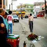Arraste: uma performance sobre violência em Salvador