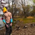 Krys Fox e suas fotografias da cena underground de NYC