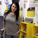 Projeto de tatuadora de Curitiba é voltado para mulheres vítimas de violência