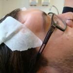 Bagel head: manipulação temporária do corpo