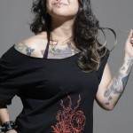 A tatuadora Marcela Guardiola cria o Projeto Mamma