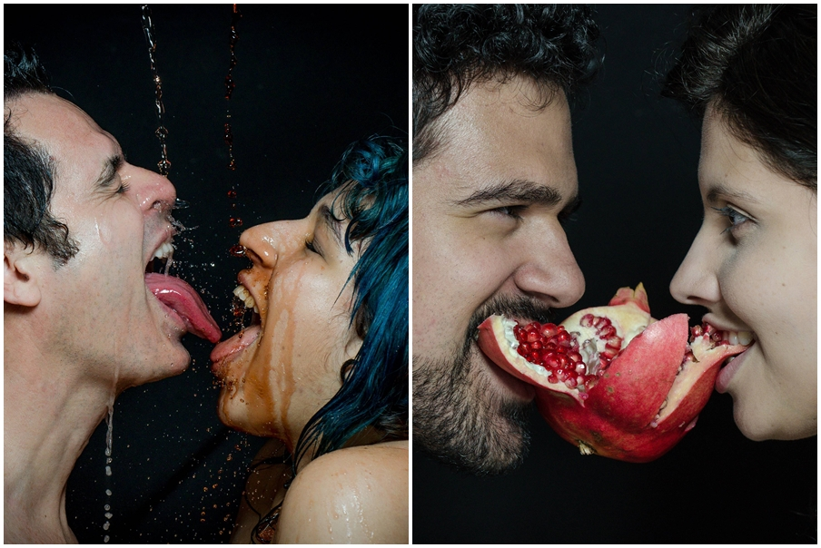 Que gosto tem seu beijo 2
