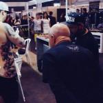 Cobertura da 3ª Convenção Internacional de Tatuagem de Joinville
