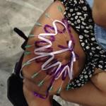 Um pouco do segundo lugar no play piercing da Tattoo Week Rio
