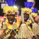 Rosas de Ouro apresentou desfile sobre a história da tatuagem no Carnaval 2016