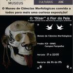 """Belo Horizonte: """"O Dizer à Flor da Pele"""" é uma exposição que integra a Semana Nacional de Museus"""