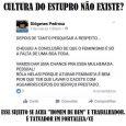 O país se chocou com a informação de que uma jovem de 16 anos foi estuprada por 33 homens no Rio de Janeiro. Obviamente que há uma parcela rançosa da […]