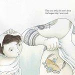 Livro infantil traz um pai contando suas memórias através de tatuagens