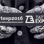 Tattoo Experience: edição inaugural em São Paulo promove torneio panamericano e reúne  no Centro de Convenções Frei Caneca cerca de 200 profissionais da tatuagem de 10 países