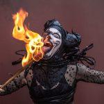 Heitor Werneck faz retorno com a moda na festa Freak Show em São Paulo