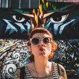 """Fotos: Guilherme Olhier  """"O grafite é uma forma de arte original, de rua, inclusiva e democrática. Rejeita restrições e regras fixas, incentiva a participação popular. Transformou-se em uma cultura […]"""
