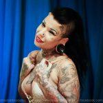 Quatro anos depois: Entrevista com Karine Guimarães sobre o eyeball tattooing