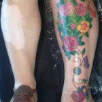 Parte 1: O que dizem profissionais da tatuagem e pessoas tatuadas sobre a tatuagem e vitiligo?