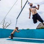 Glossário de posições da suspensão corporal