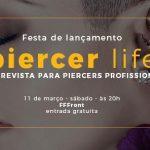 São Paulo: A primeira revista brasileira exclusiva para o body piercing será lançada em Março