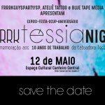 Brasília recebe em Maio a FRRRKguys Party celebrando dez anos de carreira da tatuadora Téssia Araújo