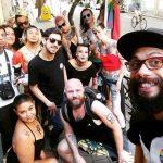 São Paulo: Bloco dxs Freaks na Parada do Orgulho LGBTQI+ de 2018