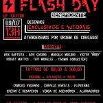 Flash Day beneficente acontecerá no próximo domingo em Belo Horizonte
