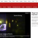 BBC promoveu verdadeira caçada às modificações corporais