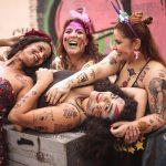 Tatuagens temporárias afrontosas!