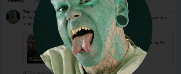 Foto: reprodução / Twitter  Ao que parece pessoas transfóbicas estão utilizando a figura do The Lizardman (Erik Sprague) para deslegitimar as pessoas trans, relacionando o fato de que ele […]