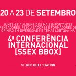 São Paulo: Em Setembro acontecerá a 4ª Conferência Internacional [SSEX BBOX]