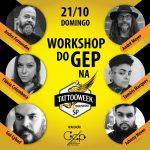 São Paulo: Em Outubro haverá workshop para piercers na Tattoo Week