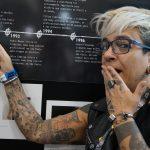Exposição contou a história do piercing no Brasil e emocionou