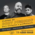 O Grupo de Estudos de Piercing – GEP estará oferecendo aulas de body piercing para iniciantes e profissionais que busquem atualizações. O curso será ministrado por profissionais com anos de […]