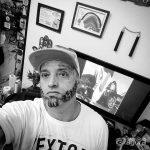 Luto: Adeus ao tatuador Marcos Tsunami